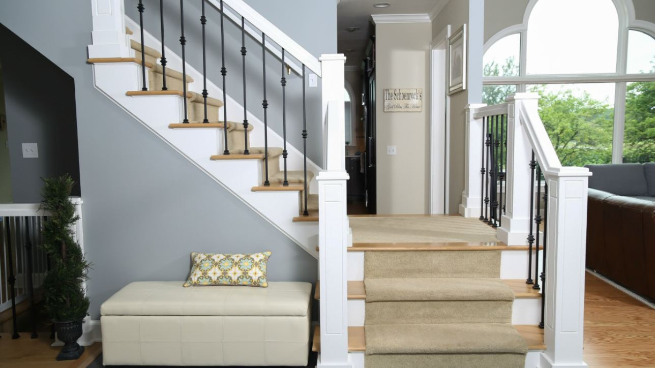 Updating Your Staircase: An Easy Way to Give Your Home a New Look ...