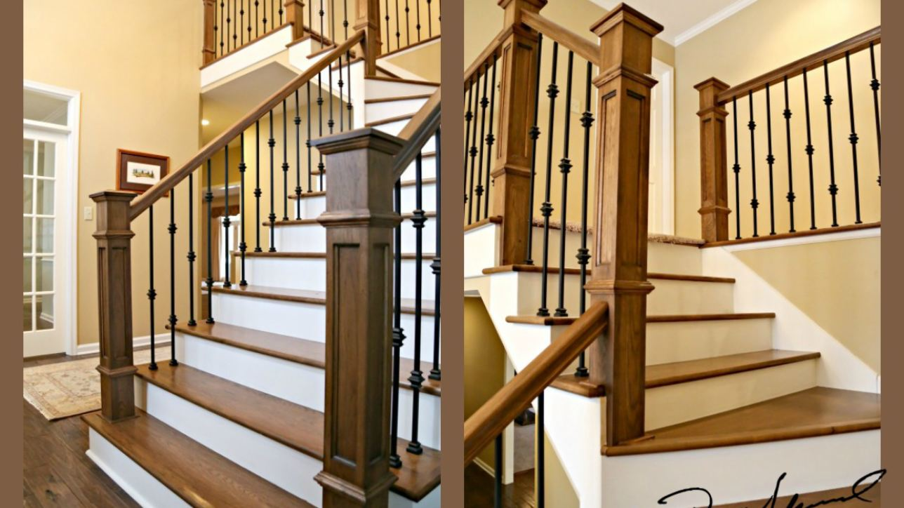 Genial Though Staircases In Most Homes Are Natural Focal Points, Many Homeowners  Often Do Not Think About Updating Or Changing Them. Often, Updating A  Staircase Is ...