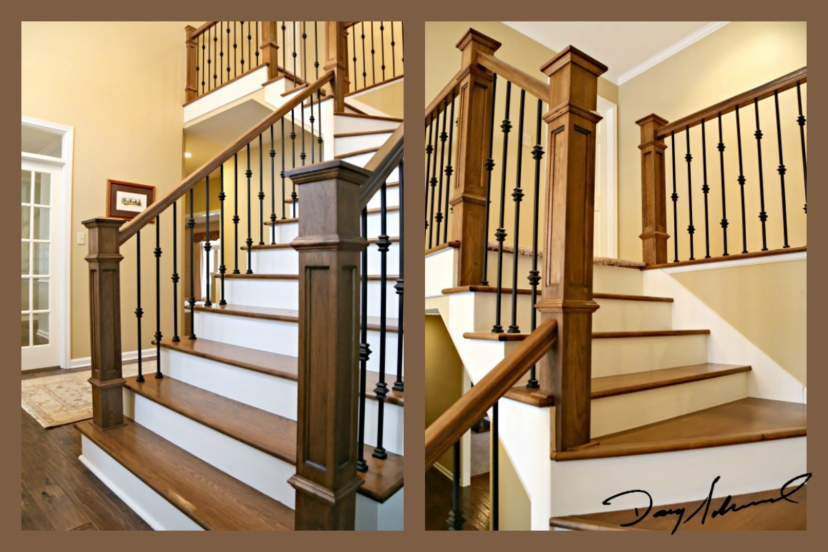Project Highlight Updating A Staircase Marvelous