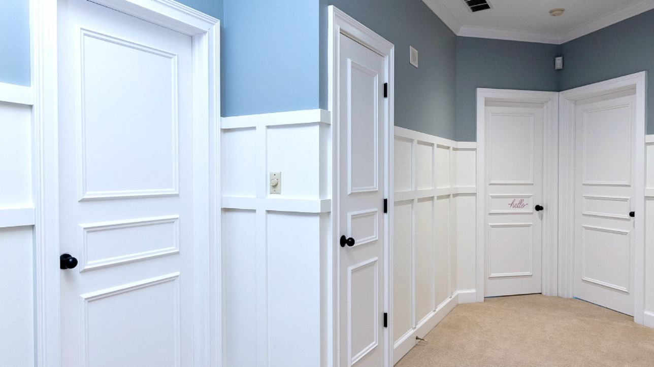 Adding Wainscoting to Your Home & Adding Wainscoting to Your Home | Marvelous Woodworking pezcame.com